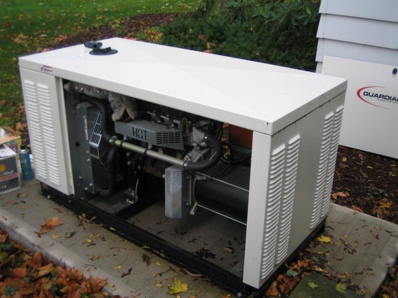 30 KW Liquid Cooled Generator